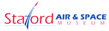 Stafford Air and Spance Museum logo