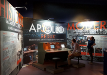 Apollo Redux exhibition interior