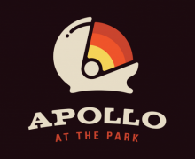 Apollo at the Park logo