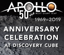 Apollo's 50th Anniversary at Discovery Cube