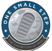 One Small Step exhibition logo