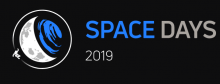 Space Days 2019 logo