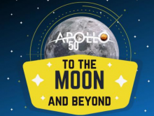 To the Moon & Beyond logo