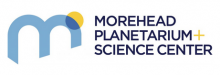 Morehead Planetarium and Science Center logo